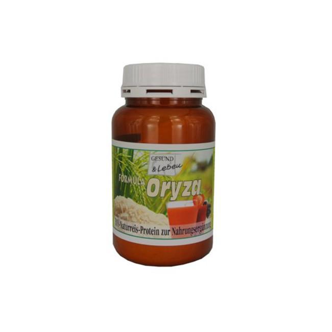Gesund und Leben:  FormulaOryza Naturreis Protein bei Weizenallergie , bio (250g)