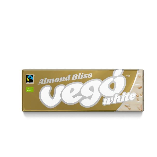 Vego White-Almond Bliss, bio 50g
