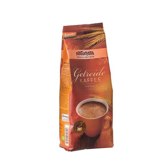 Nachfüllbeutel des Naturata Instant Getreidekaffees Classic