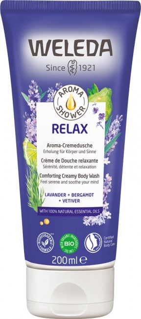 Weleda : Aroma Shower Relax (200ml)**