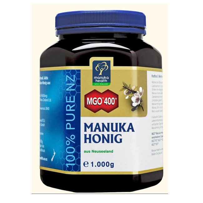 1kg Big Pack - Manuka Honig MGO400+ aus Neuseeland von Manuka Health