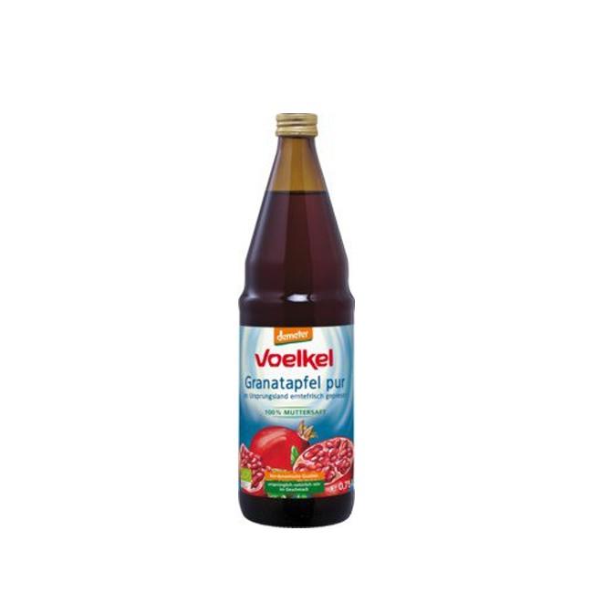 Demeter Granatapfelsaft (Muttersaft) von VOELKEL 750 ml
