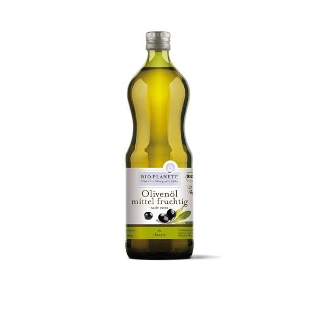 Bio Planète : Olivenöl mittel fruchtig nativ extra, bio 1l