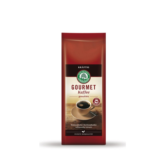 lebensbaum-gourmet-kaffee-gemahlen-kräftig-bio-500g