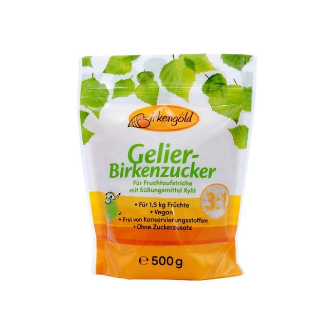 Birkengold Birken Gelierzucker 500g - für feine Marmeladen