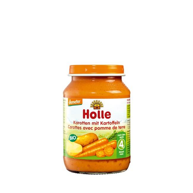 holle-karotten-kartoffel-babybrei-bio-190g