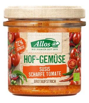 Allos : Hofgemüse Susis scharfe Tomate, bio (135g)