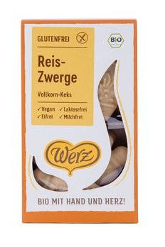 Werz: Reis Zwerge, bio (125g)