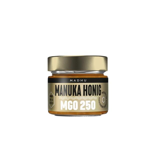 Madhu : Manuka-Honig MGO 250 Gold (150g)