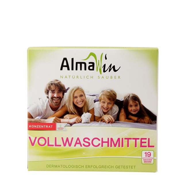 AlmaWin Vollwaschmittel Konzentrat Pulver 1,08kg