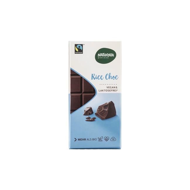 Naturata Rice Choc Reismilch-Schokolade, bio 100g