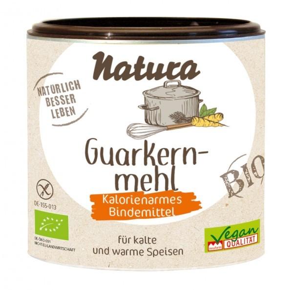 Natura : Bio Guarkernmehl - pflanzliches Bindemittel (110g)
