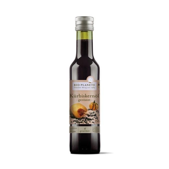 Bio Planète Kürbiskernöl geröstet, bio 250ml