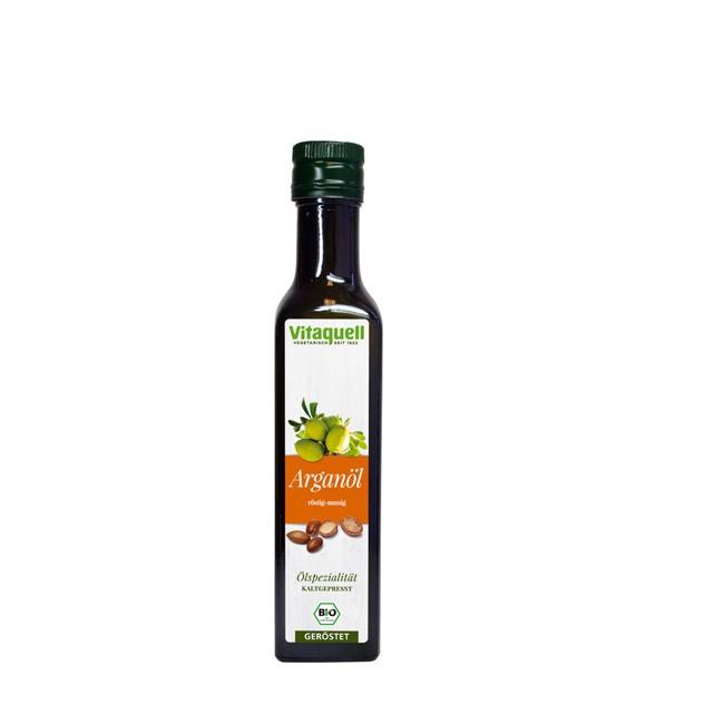 Vitaquell Argan Öl geröstet bio Qualität 250ml
