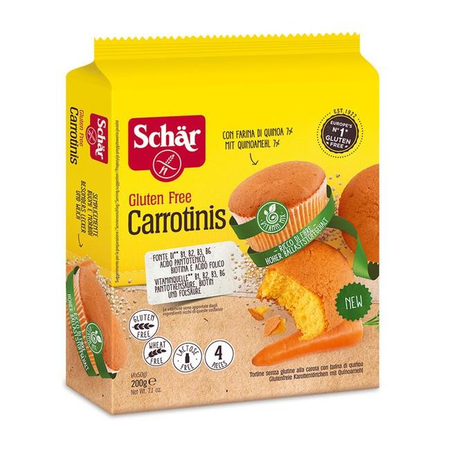 Carrotinis von Dr. Schär (200g)