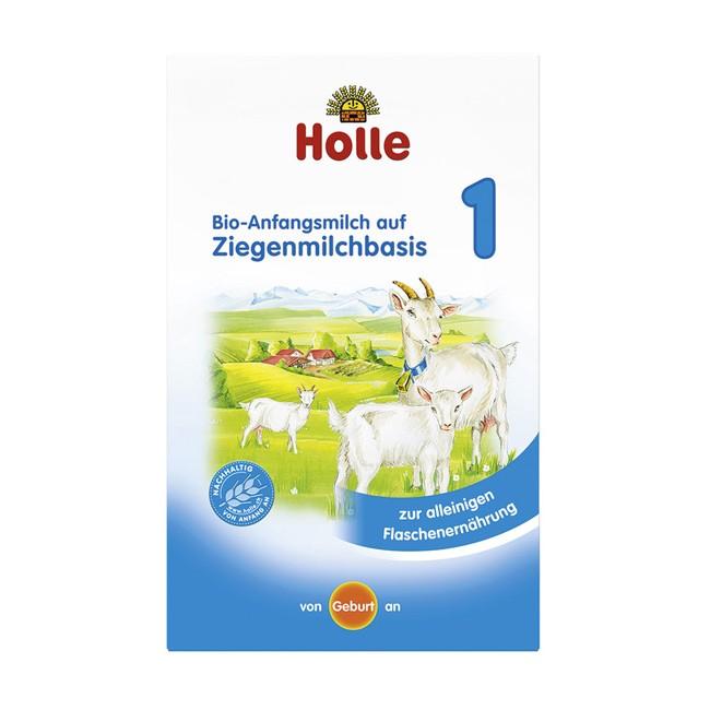 Holle Bio Ziegenmilchpulver Anfangsmilch 1, 400g