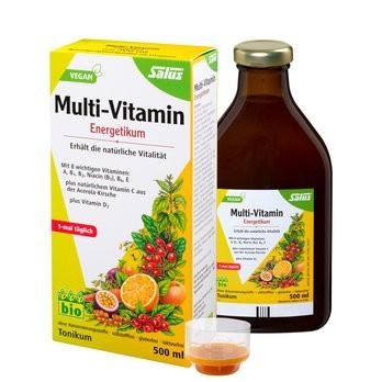 Salus : Multi-Vitamin-Energetikum, bio (500ml)