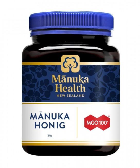 Manuka Health : Manuka Honig MGO™ 100+ (1000g)