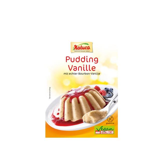 Natura : Pudding Pulver - Bourbon Vanille