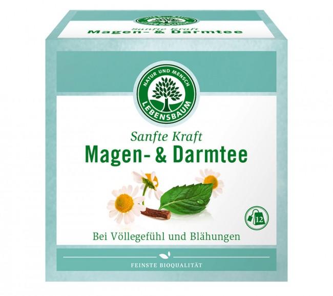 """Lebensbaum : """"Sanfte Kraft"""" Magen- & Darmtee (24g)"""