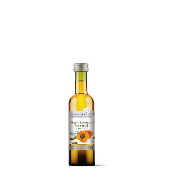 Natives Aprikosenkernöl von Bio Planete - hier günstig kaufen