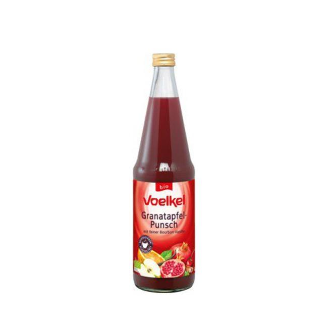 Voelkel: Granatapfel Punsch, alkoholfrei, bio (0,7l)