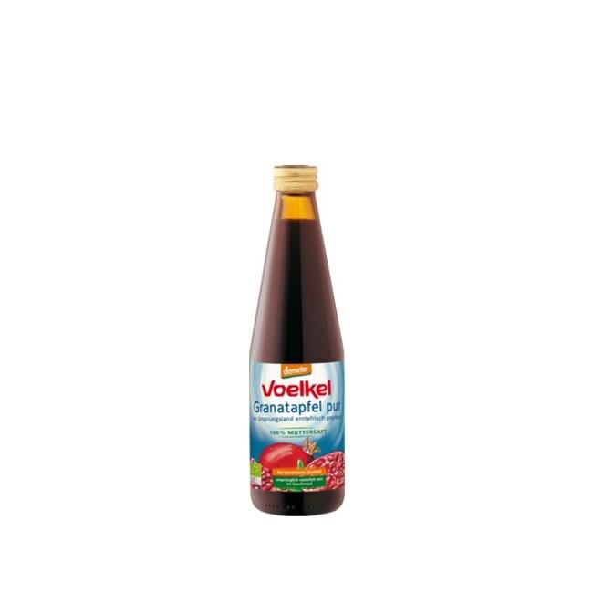 Voelkel : Granatapfel pur - Muttersaft, demeter (0,33l)
