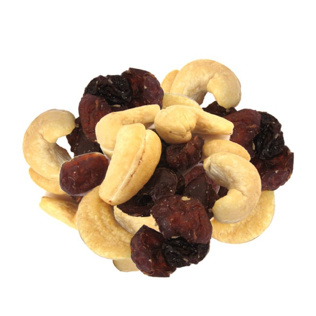 Davert-cashew-cranberries