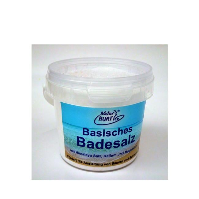NaturHurtig: Basisches Badesalz 1,2kg