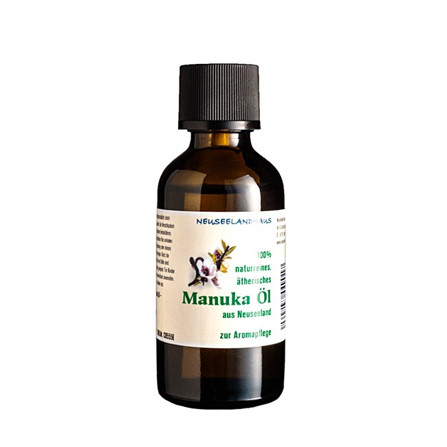 Aroma öl aus Neuseeland - Manuka Öl (50ml)