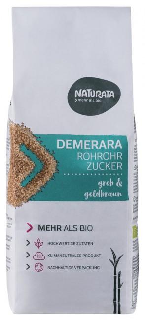 Naturata : Demerara Rohrohrzucker, bio (500g)