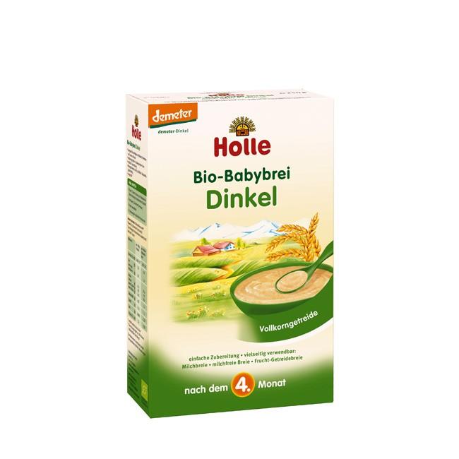 holle-dinkel-babybrei-bio-250g