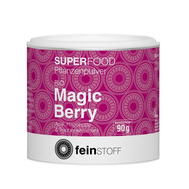 Bio Magic Berry-Pulver von Feinstoff 90g