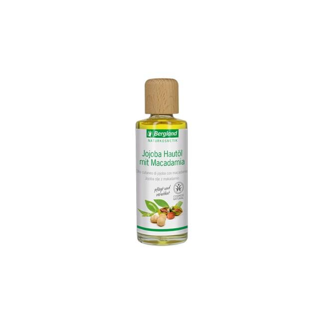 Jojobaöl mit Macadamiaöl Bergland 125ml