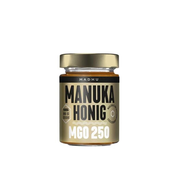 Madhu : Manuka-Honig MGO 250 Gold (250g)