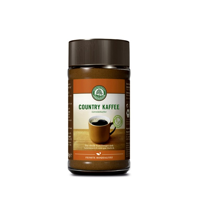 Instant Getreide-Kaffee von Lebensbaum - für die ganze Familie