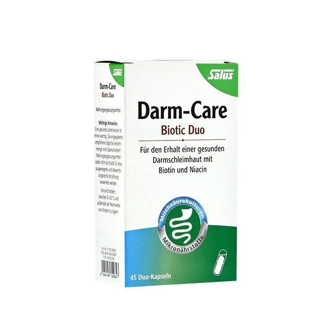 SALUS Darmcare Biotic Duo Kapseln (45 Stück)