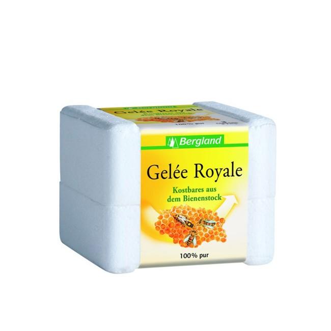 3 Ampullen mit wertvollem Gelee Royale von Bergland