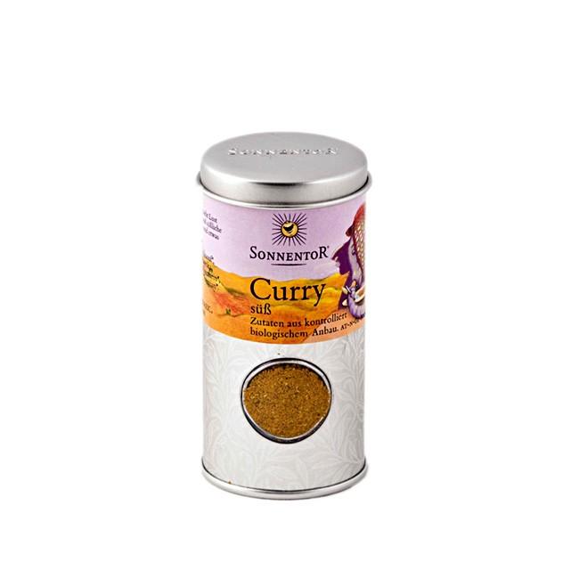 Süße Curry Gewürzmischung (BIO) von Sonnentor - in der 45g Streudose