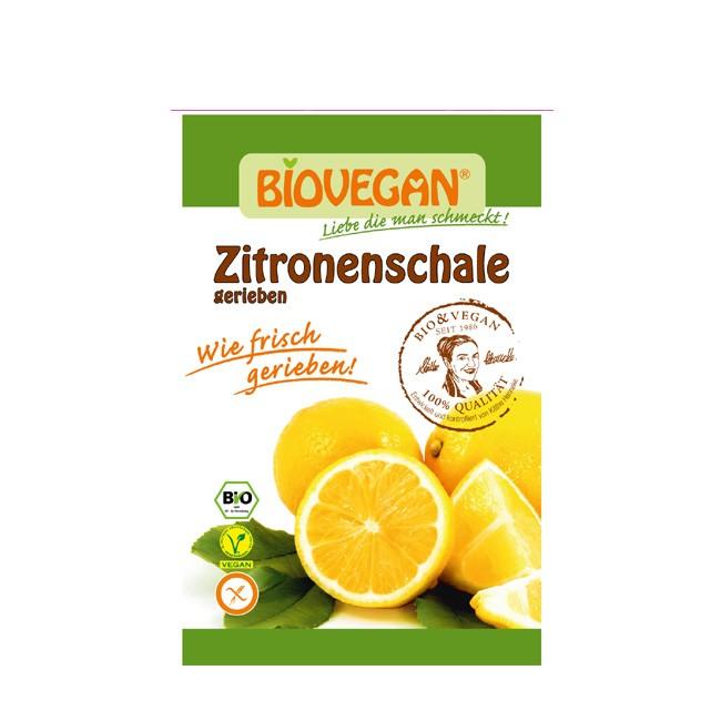 Biovegan-Zitronenschale-10g