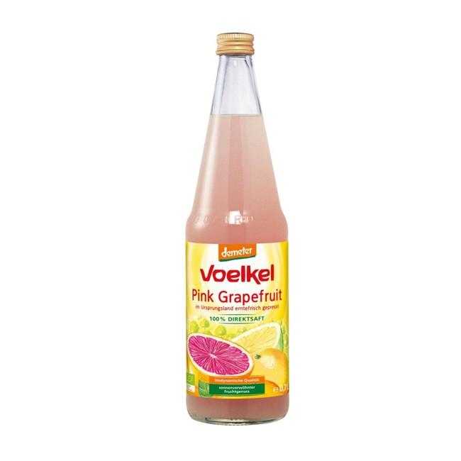 Voelkel: Pink Grapefruitsaft demeter 0,7l