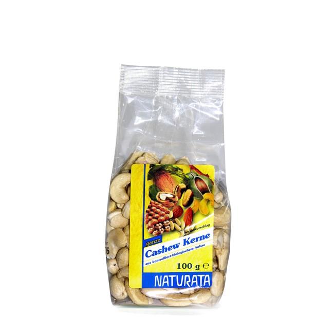 Naturate-Cashew-Kerne-100g