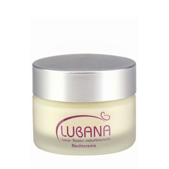 Lubana Nachtcreme 50ml - Basische Naturkosmetik