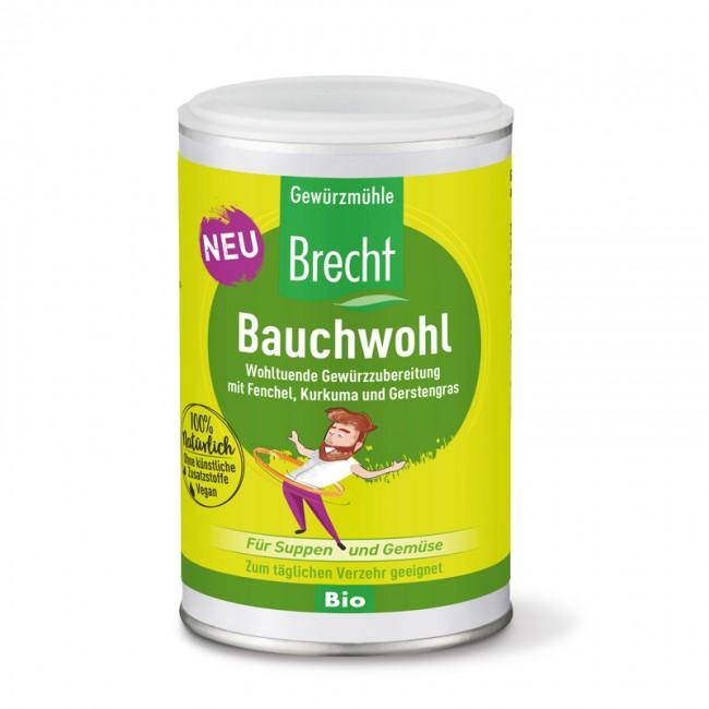 Brecht : Bauchwohl, Dose, bio (50g)