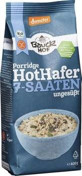 Bauckhof : Hot Hafer 7 Saaten glutenfrei, demeter (400g)