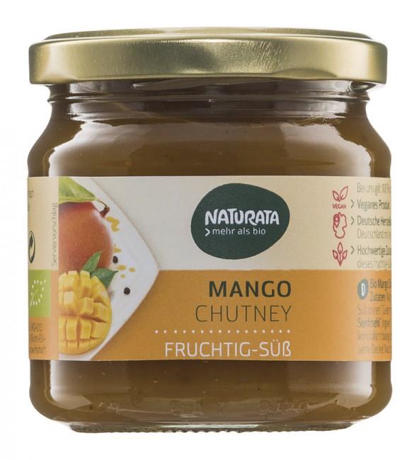Naturata : Mango Chutney, bio (225g)