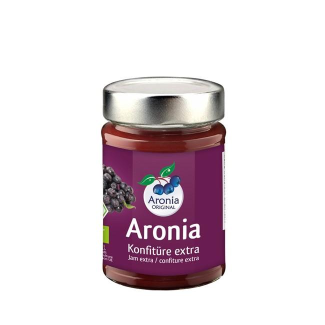 Bio Aronia-Konfitüre Extra (225g) (Ernaehrung) - Aronia ORIGINAL