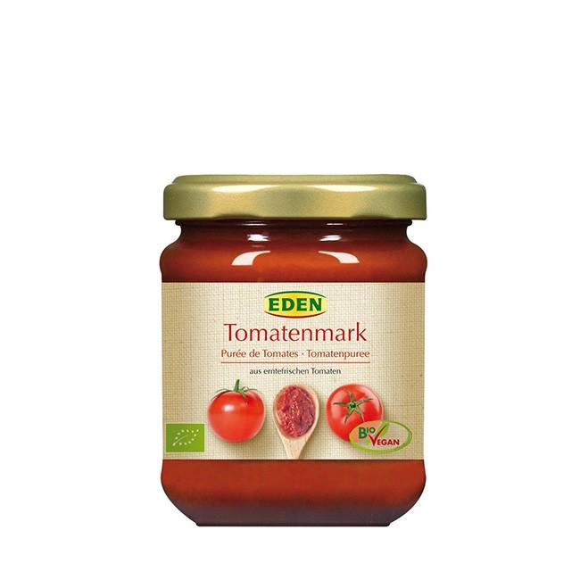 Eden Bio Tomatenmark im Glas mit Schraubverschluss (210g)