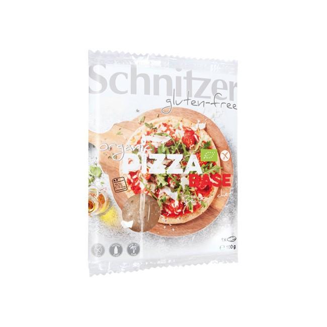 Schnitzer Pizza base Pizzaboden glutenfrei 100g