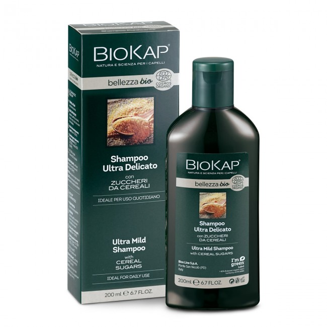 BioKap : Ultra Mildes Shampoo (200ml)